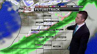 Dustin's Forecast 11-7 - Video