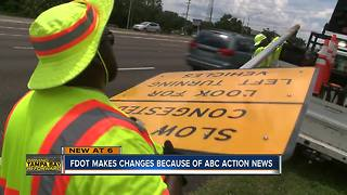 FDOT restricts left hand turns in dangerous section of US-19 | Driving Tampa Bay Forward - Video