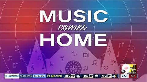 Music Comes Home: Celebrating the renovation and reopening of Cincinnati's Music Hall