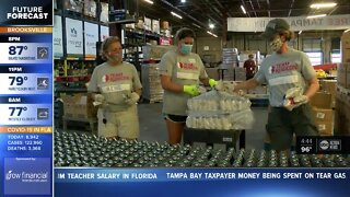 Team Rubicon brings veteran experience to Feeding Tampa Bay