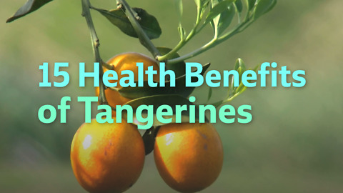 15 Health Benefits of Tangerines