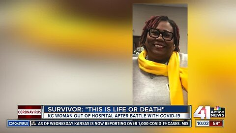 We See You KSHB: Cancer patient finishes chemotherapy