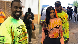 Kim Kardashian Designed Kanye West's New Album Merchandise!