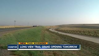 Long View Trail grand opening Saturday