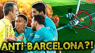 La Liga FIXED For Real Madrid To Win & Barcelona To Fail?! | #VFN - Video