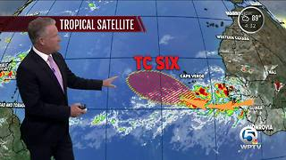 Potential Tropical Cyclone 6 update