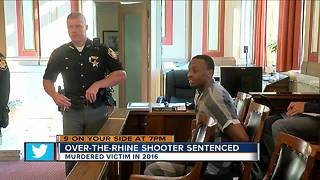Over-the-Rhine shooter sentenced - Video