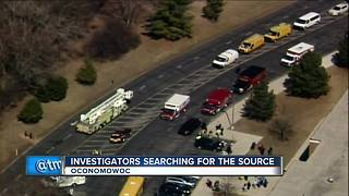 About 70 treated after air quality forces Oconomowoc High School evacuation - Video