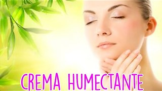 Crema Humectante - Video