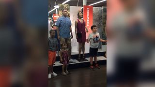 When Mannequins Take Over The Internet - Video
