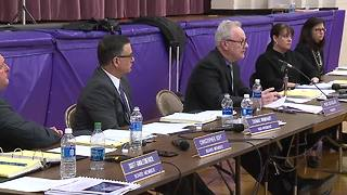 Jackson Township school board holds first meeting after 7th grade boy shot himself in middle school - Video