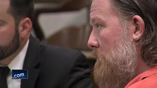 Murder suspect George Burch appears in court - Video