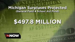 Michigan lawmakers have extra revenue to budget - Video