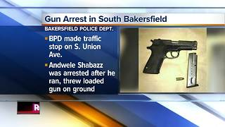 BPD seizes loaded gun, makes arrest after traffic stop - Video