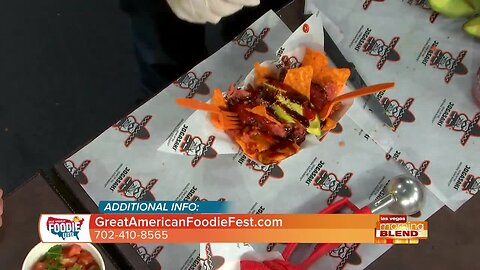 The Great American Foodie Fest Is Back!
