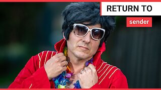 'Britain's worst' Elvis Presley impersonator snubbed from a tribute acT