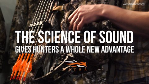 Sitka Gear Uses the Science of Sound on Their New Hunting Gear