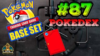 Pokemon Base Set #87 Pokedex (Card Vault)