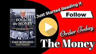 Dan Bongino Book Follow The Money I Just Started Reading It