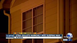 Aurora man fires at apartment building, shooting multiple apartments - Video