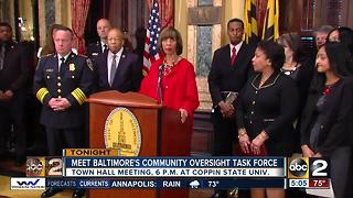 Consent decree townhall meeting planned Thursday - Video
