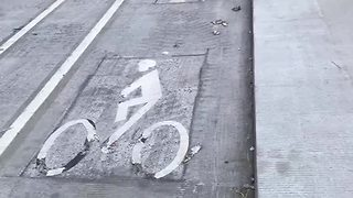 Advocates frustrated by delays in bike lane projects - Video