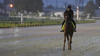 Racial Tensions and Pandemic Mark Saturday's Kentucky Derby Run