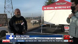 Annual Toy Tun taking place at Bakersfield Harley Davidson
