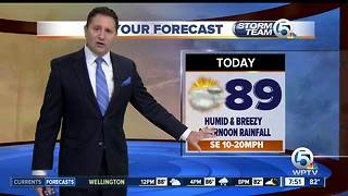 South Florida weather 8/20/17 - 7am report - Video