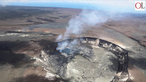 Earthquakes Near Kilauea Volcano Concern Hawaii