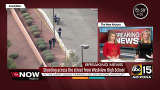 Avondale school placed on lockdown due to nearby shooting
