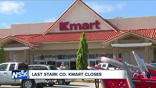 Stark County's last Kmart closing Sunday