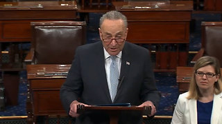 Schumer Challenges Leader Mitch McConnell to Take Climate Change Seriously For Once