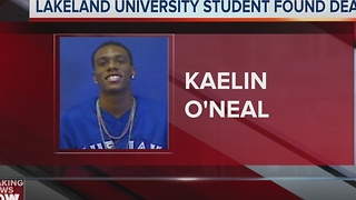 Body of missing Lakeland University student has been found - Video
