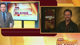 Nashville Star Charles Esten's New Music 1/4/17 - Video