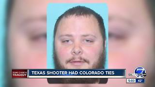 Texas shooting: Devin Kelley bought 2 guns and was charged with beating, dragging dog in Colorado - Video