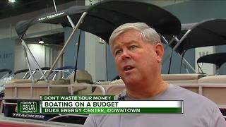 Boating on a Budget: Find out how at the Cincinnati Travel, Sports and Boat Show - Video