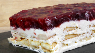 Limoncello raspberry tiramisu recipe - Video