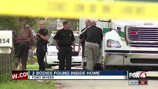 2 Bodies Found Inside Home - Video