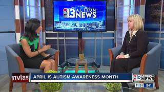 April is Autism awareness month - Video