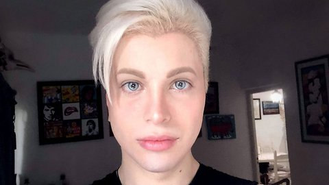 Fantasy fanatic Luis Padron spends $80,000 (65kgbp) to become a 'space elf' undergoes surgeries to refine loose skin, give him cat eyes and custom elf face lift