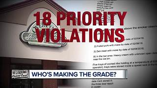 Inspector report cards detail problems at three Oakland County restaurants