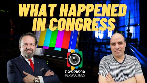 What happened in Congress. Sebastian Gorka with Ronen Israelski