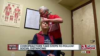 Chiropractors Take Steps to Follow Social Distancing