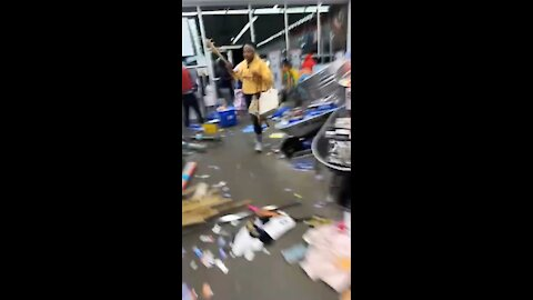 UNBELIEVABLE Video Shows Looting, Mayhem and Destruction in Minneapolis Suburb