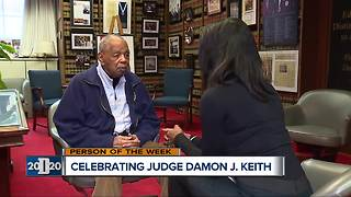 Celebrating Judge Damon J. Keith - Video