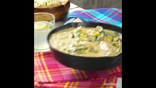 Creamy Poblano Strips with Chicken