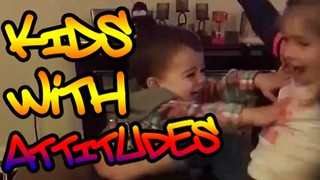 Kids With Attitudes #24 - Video