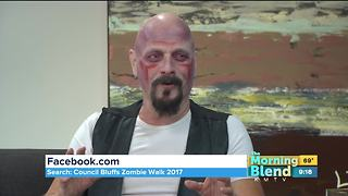 Council Bluffs Zombie Walk - Video