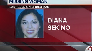Police search for missing Overland Park woman who was last seen Christmas Day